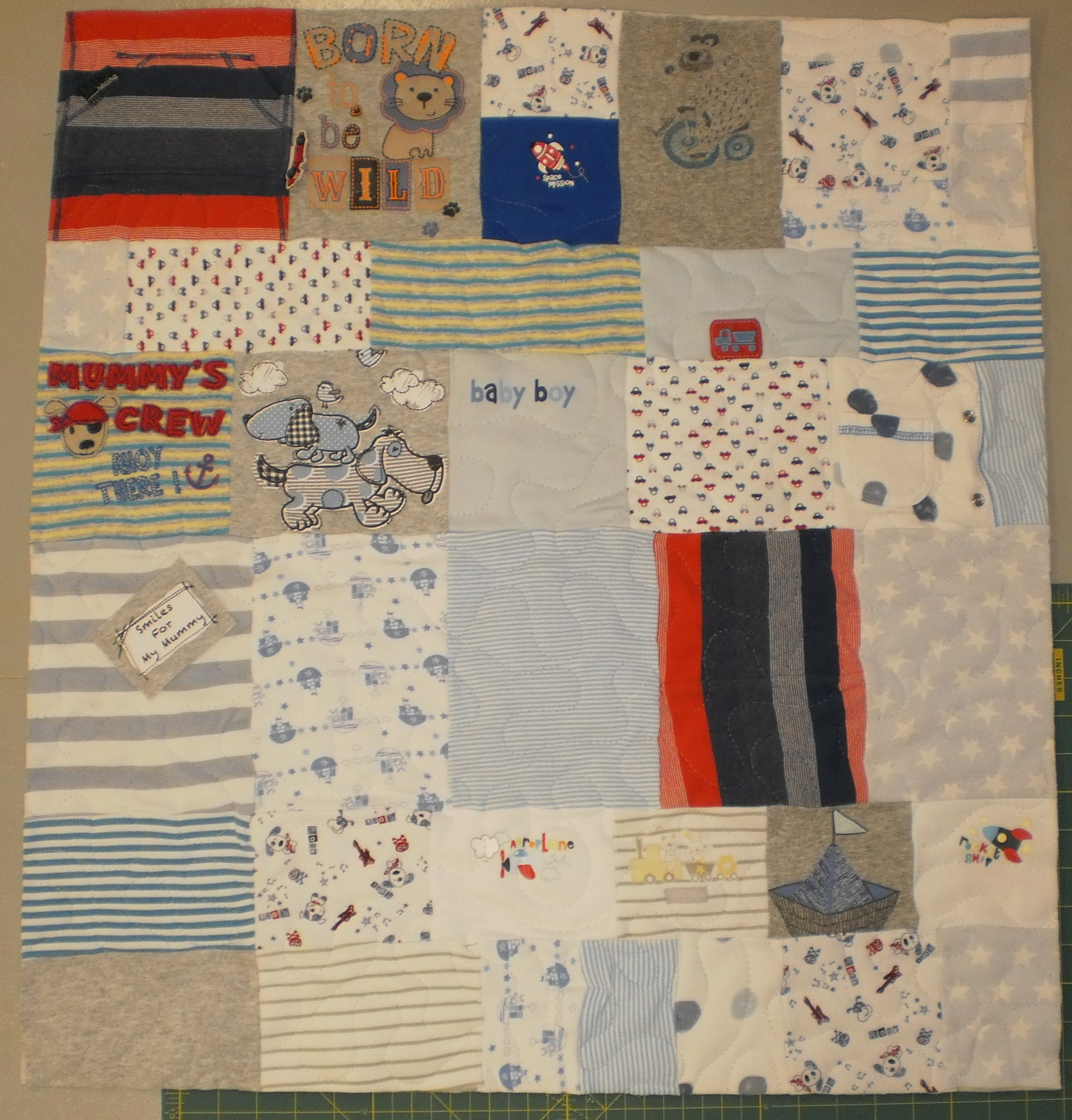 Recycling Baby Clothes Frankenstein S Fabrics