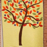 Family Tree Memory Quilt