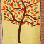 Family Tree Memory Quilt
