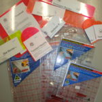 20% off templates and rulers