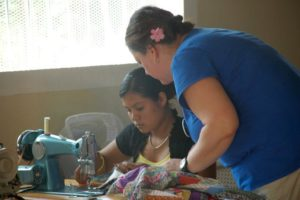 teaching in Nicaragua