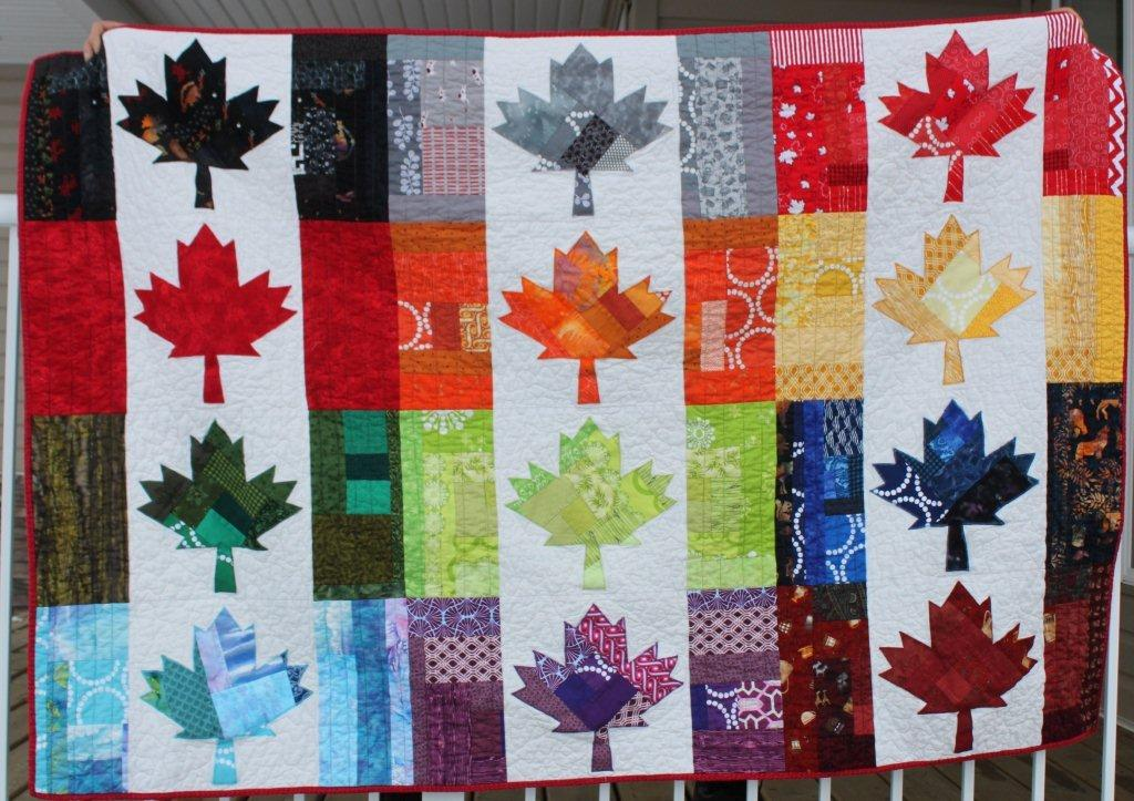 Charity Quilting Crusaders Frankensteins Fabrics